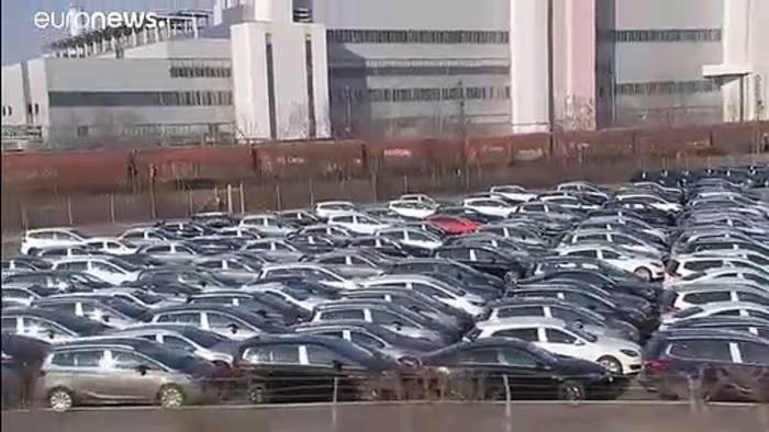 News video: EU-Autoverkäufe 14 Prozent gestiegen