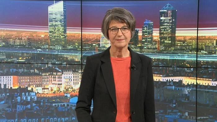 News video: Euronews am Abend | Die Nachrichten vom 16.10.2019