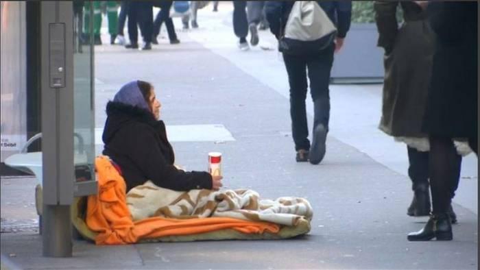 News video: Armut in Europa: Rund 109 Millionen Menschen betroffen