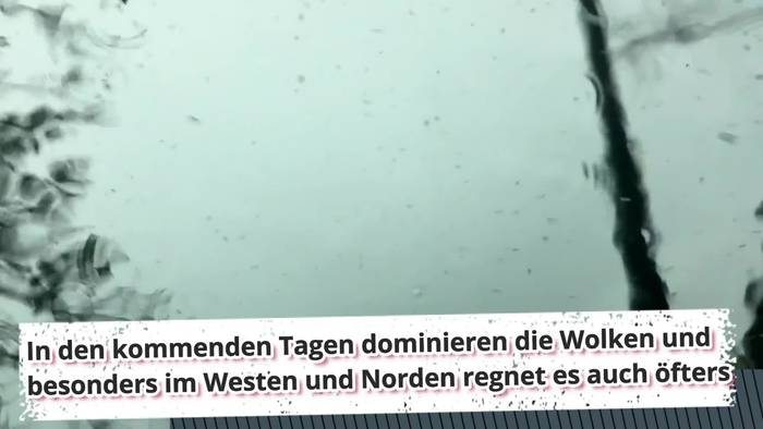 News video: Wetter-14-Tage-Trend