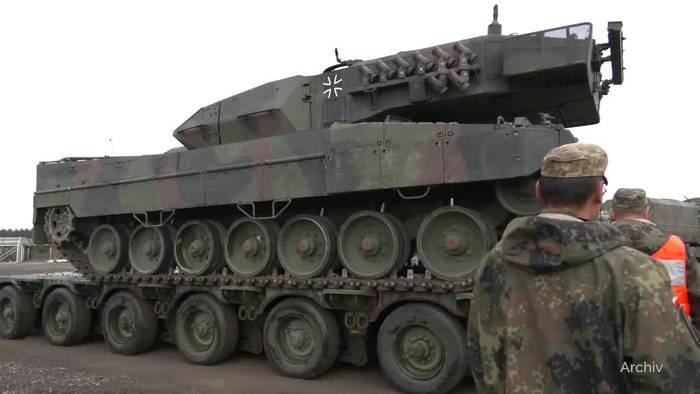 News video: Verteidigungsausgaben sollen auf 50 Milliarden Euro steigen