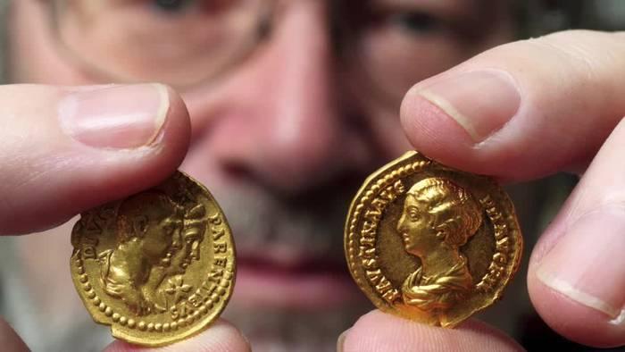 News video: Trotz brachialer Gewalt: Goldschatzraub in Trier gescheitert