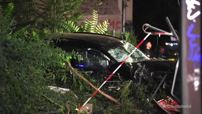 News video: Berliner Ermittler: Tödlicher SUV-Unfall nach «Krampfanfall»