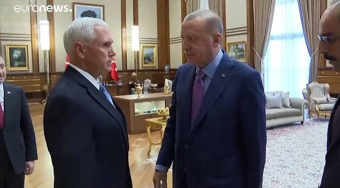 News video: Zum Scheitern verurteilt? USA wollen in Ankara vermitteln