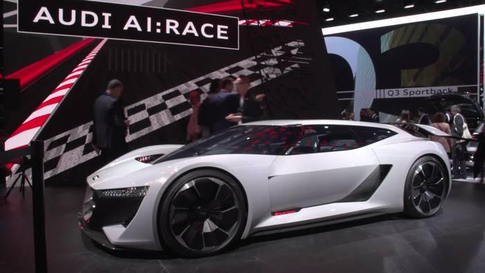 News video: IAA 2019 – Audi
