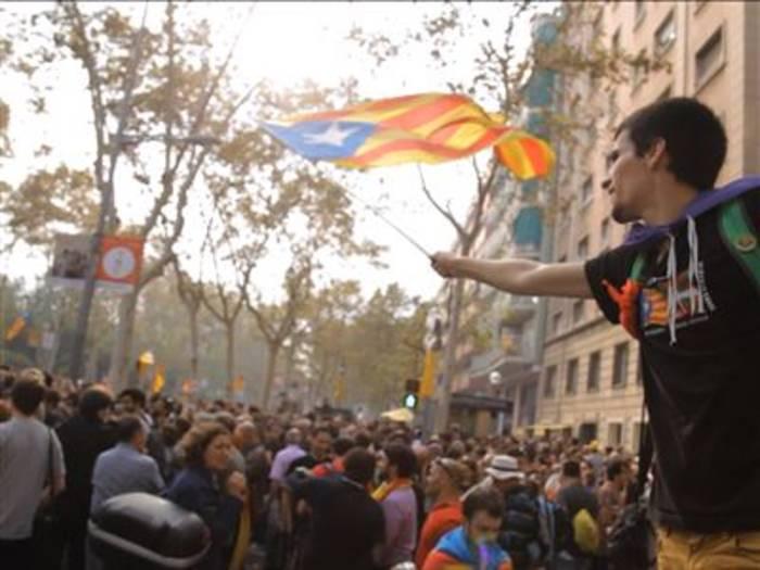 News video: Katalonien Kampf für die Unabhängigkeit