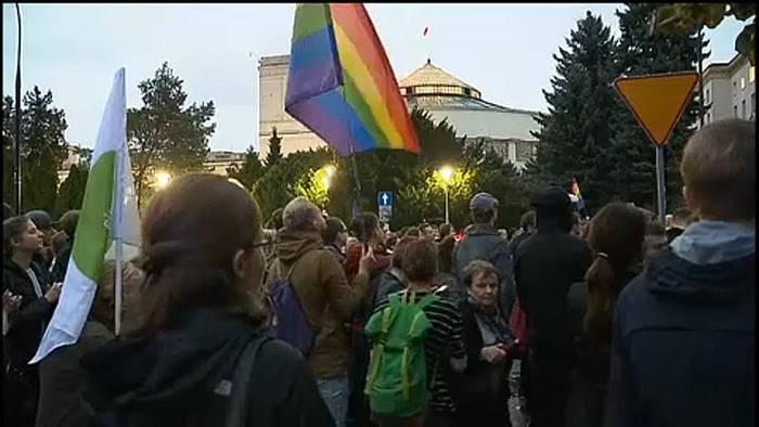 News video: Sexualkunde in Polen künftig strafbar? Proteste gegen Gesetzespläne