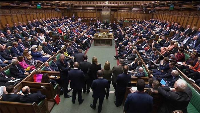 News video: Nordirische DUP kündigt Widerstand gegen Brexit-Abkommen an
