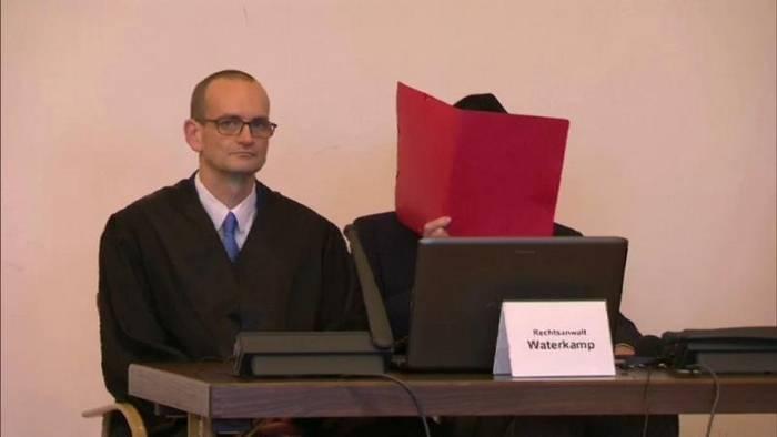 News video: Prozess gegen KZ-Wachmann