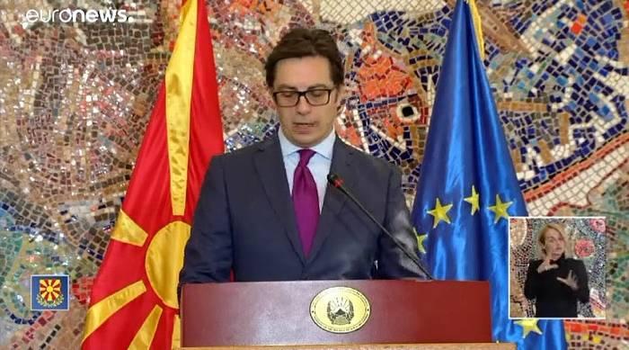 Video: Nordmazedonien und Albanien: Enttäuschung über EU-Nein