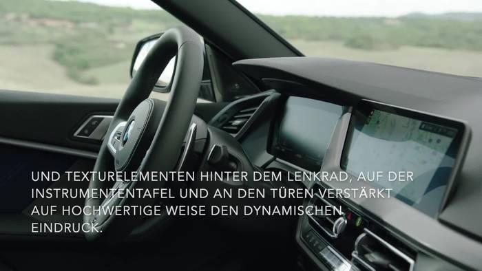 Video: Das erste BMW 2er Gran Coupé - Interieur. Hochwertiger Auftritt und viel Raum