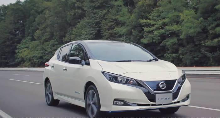 News video: Nissan LEAF ist meistverkauftes Elektroauto Europas