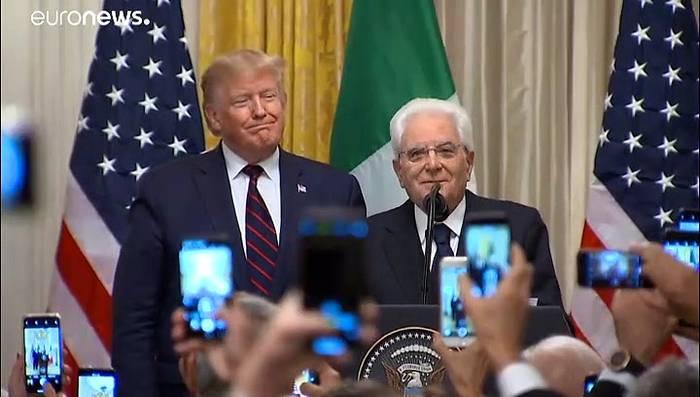 Video: Trump verzichtet darauf, den G7-Gipfel in seinem Hotel auszurichten