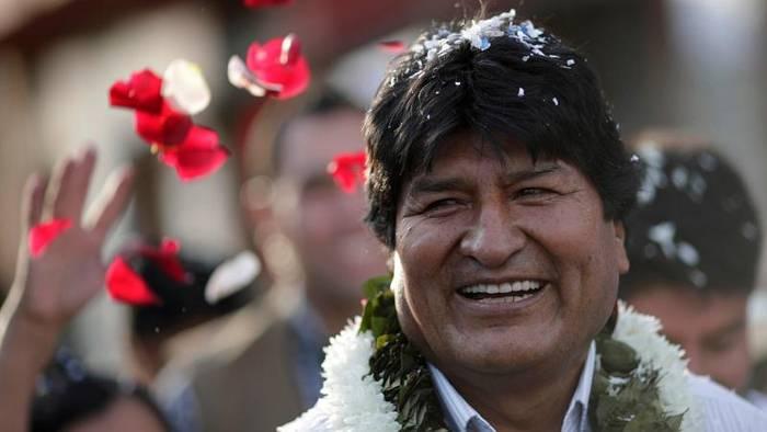 Video: 4. Amtszeit für Morales? Bolivien wählt Präsidenten