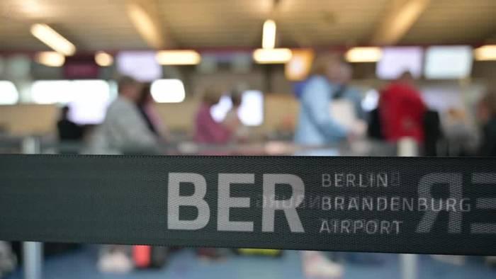 Video: 19 Stunden Warnstreik: An mehreren Airports fallen Flüge aus