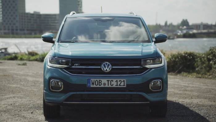 Video: Volkswagen T-Cross Exterieur Design