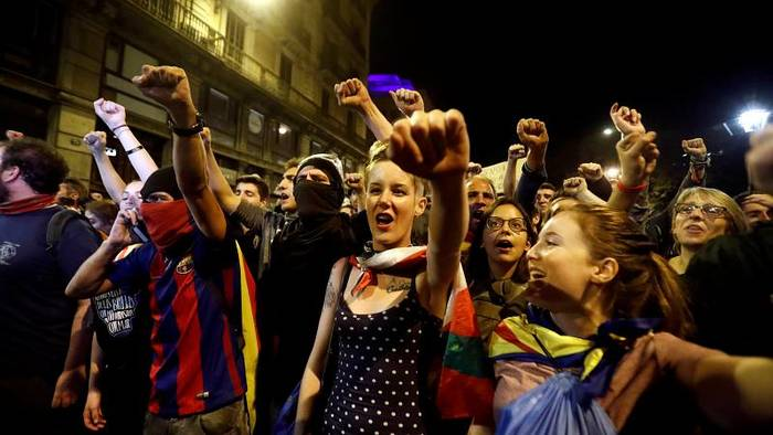 Video: Verhärtete Fronten zwischen katalanischen Separatisten und Spaniens Regierung
