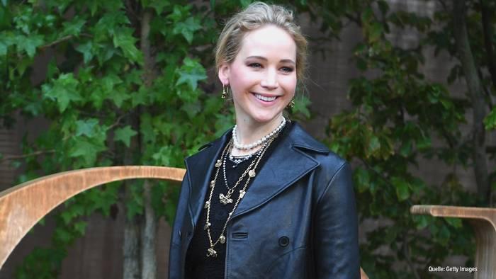 Video: Jennifer Lawrence: Sie ist endlich unter der Haube