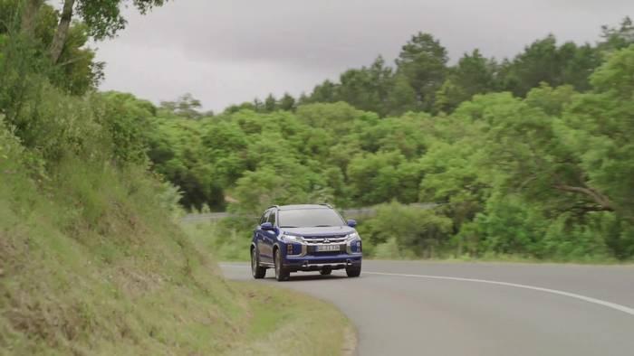 Video: Neuer Mitsubishi ASX startet bei 20.990 Euro