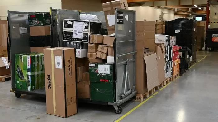 News video: «Reselling»: Retouren wiederverkaufen statt wegwerfen?