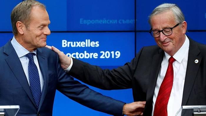 News video: Tusk und Juncker vor unterschiedlichem Rentner-Dasein