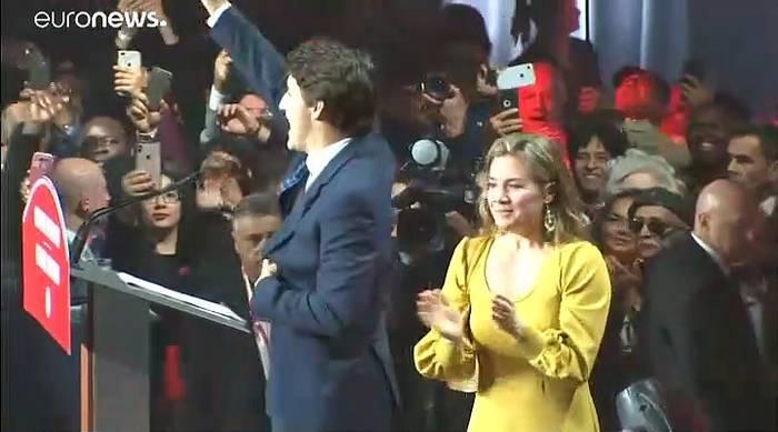 News video: Kanada: Liberale gewinnen Parlamentswahl