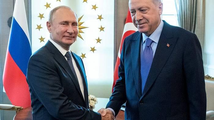 News video: Nordsyrien-Konflikt: Assad bezeichnet Erdogan als