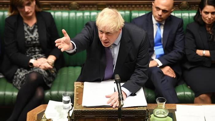 News video: Nach Niederlage im Parlament: Johnsons Brexit-Deal liegt auf Eis