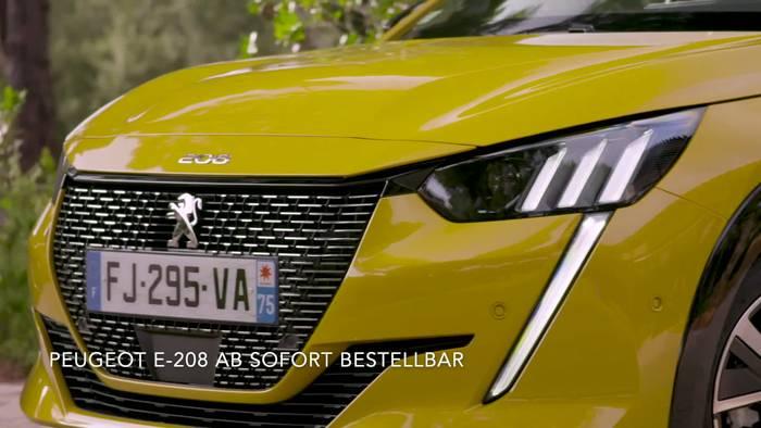 Video: Der neue PEUGEOT 208 in Kürze