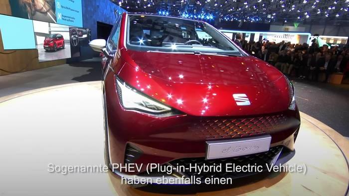 News video: Seat - Fünf Antworten zur Elektromobilität