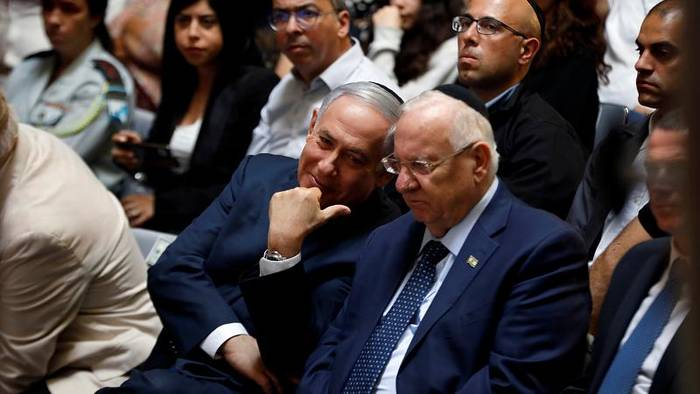 News video: Regierungsbildung in Israel: Jetzt ist Benny Gantz an der Reihe