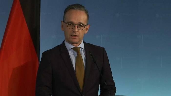 Video: Deutsche Regierung uneins über Schutzzone in Syrien