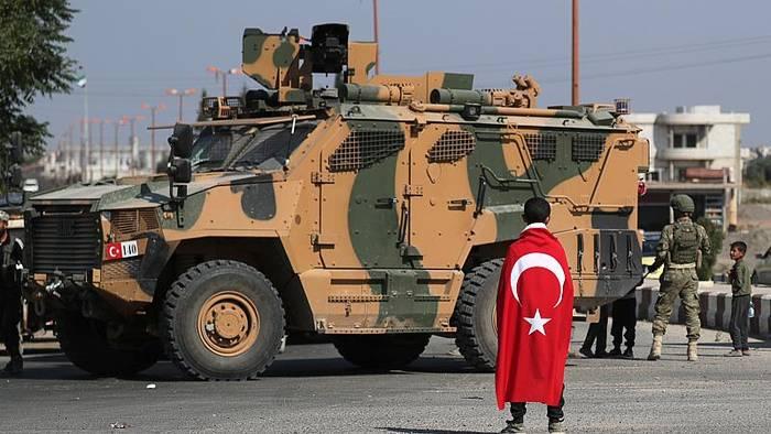 Video: Nach Verlängerung der Waffenruhe: Türkei behauptet sich militärisch in Nordsyrien
