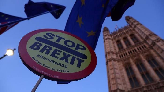 News video: Tusk will sich für eine Brexit-Verschiebung einsetzen