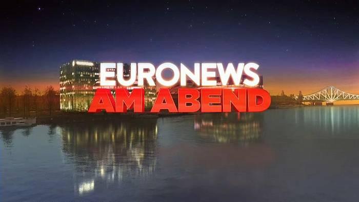 Video: Euronews am Abend | 24.10.2019