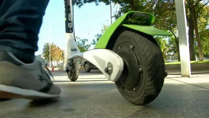 News video: Frankreich: Strengere Regeln für E-Scooter-Nutzung