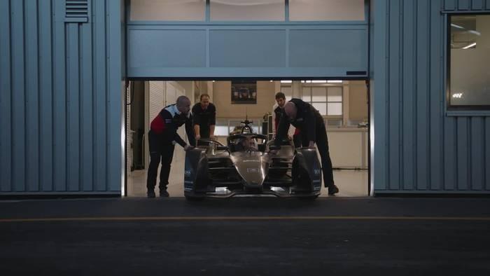 News video: Wichtiger Meilenstein für das Formel-E-Projekt von Porsche Motorsport