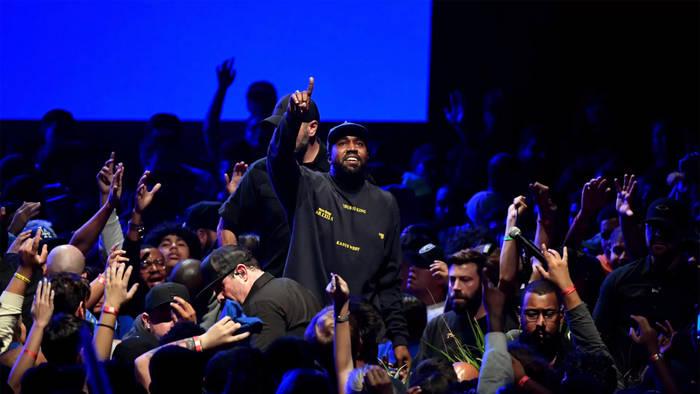 Video: Kanye West: Strenge Regeln bei Arbeiten an seinem Album