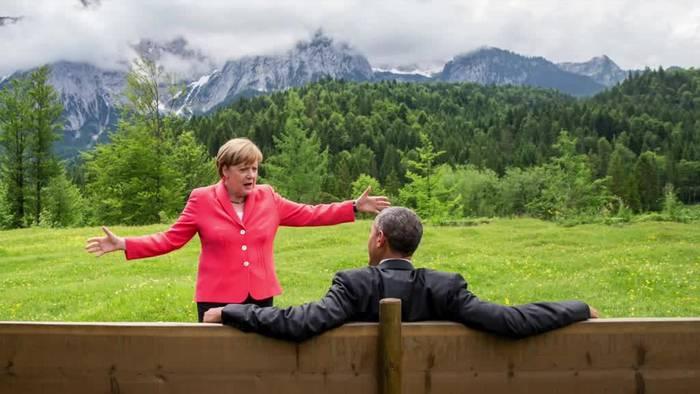Video: Ministerpräsidentenkonferenz: Obama-Pose und Klimaschutz