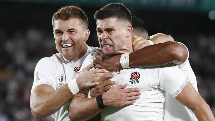 Video: England erreicht durch 19:7 über Neuseeland das Finale der Rugby-WM