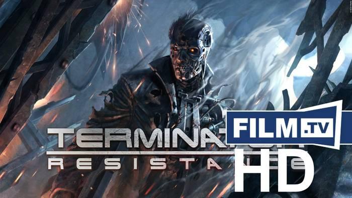 News video: Terminator Resistance: Neues Videospiel Trailer Deutsch German (2019)