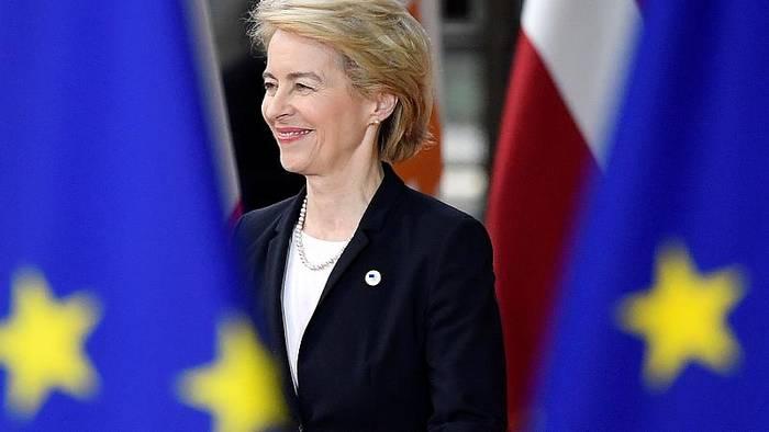 Video: Von der Leyen trifft Ersatzkandidaten aus Frankreich und Ungarn