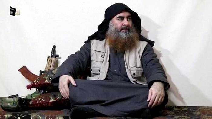 News video: Nach Al-Bagdadis Tod: