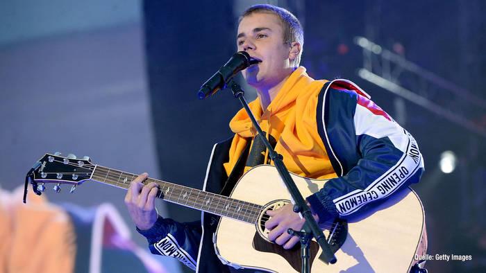 News video: Justin Bieber lässt Fans über Album abstimmen