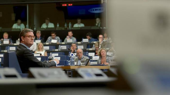 Video: The Brief from Brussels: Julian King, EU-Kommission, G6-Innenminister