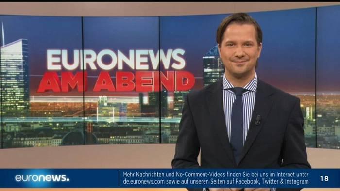 Video: Euronews am Abend   Die Nachrichten vom 29. Oktober 2019