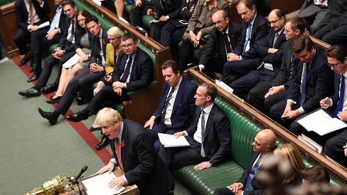 News video: Neuwahl am 12.12.: Britisches Parlament stimmt für Johnsons Vorschlag