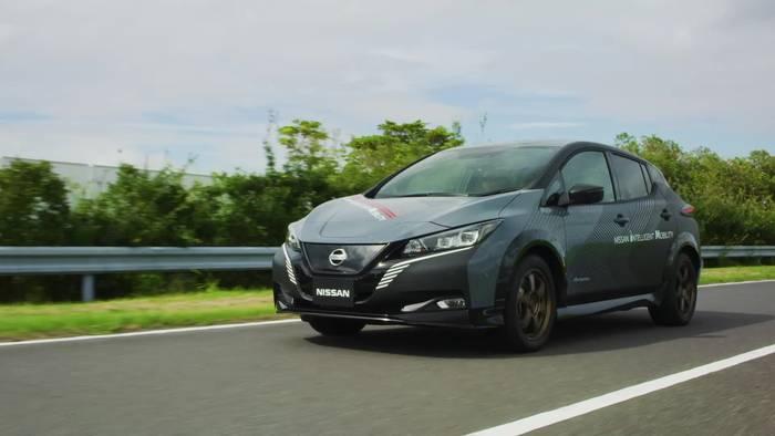 Video: Nissan gibt Ausblick auf nächste Elektroauto-Generation