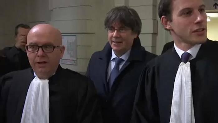 Video: Fall Puigdemont: Spanien droht Belgien mit Konsequenzen