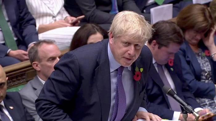Video: Johnson und Corbyn: Der Wahlkampf ist eröffnet